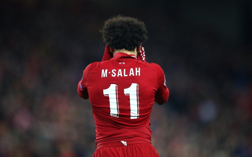 Салах обясни странната си радост след гола срещу Челси