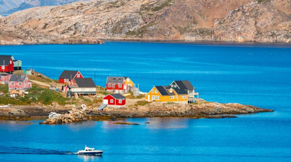 Исландия и Гренландия стават все по-популярни туристически дестинации