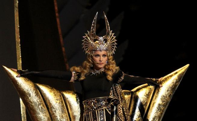 Madam X - новото амплоа на поп кралицата