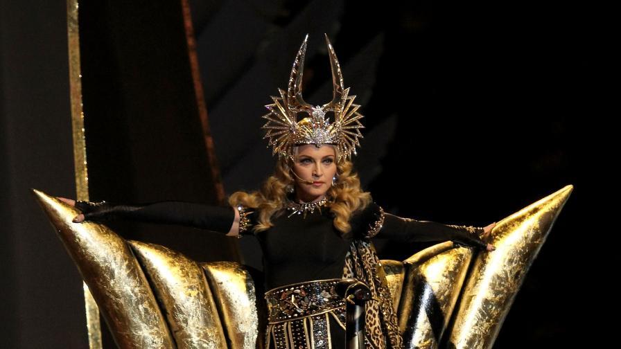 <p><strong>Madam X</strong> - новото амплоа на поп кралицата</p>