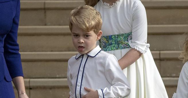Братовчедите принц Джордж и Миа Тиндъл доказват, че вече са