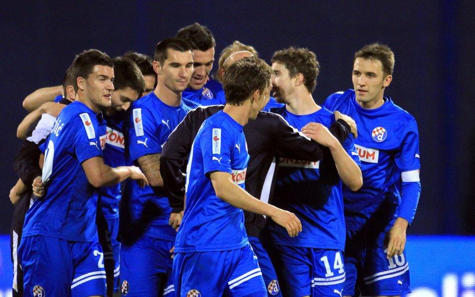Щастлива вечер за Хърватия, Динамо се класира за Шампионската лига