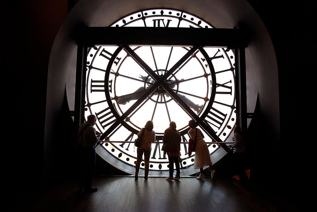В музея са изложени творби на френското изкуство от периода от 1848 до 1914 г., включително картини, скулптури, декоративни изделия и фотографии.