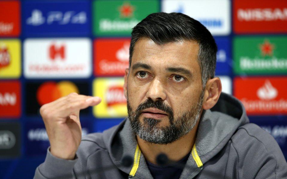 Треньорът - в Порто, синът - в Бенфика и скандалът гръмна