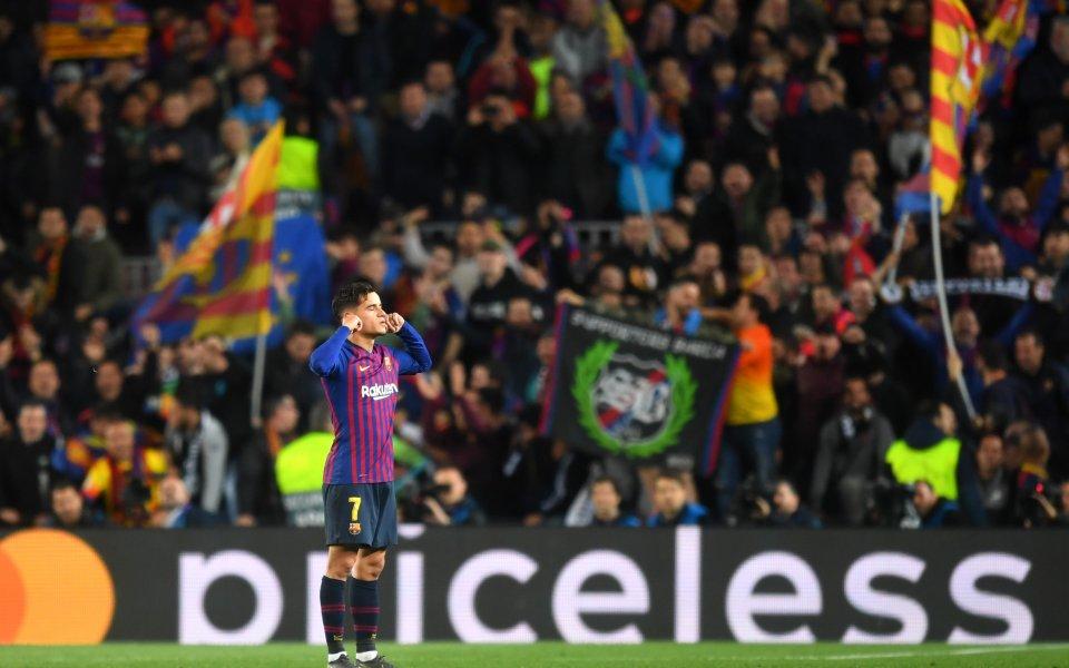 Футболистът на Барселона Филипе Коутиньо наруши мълчанието си два дни,