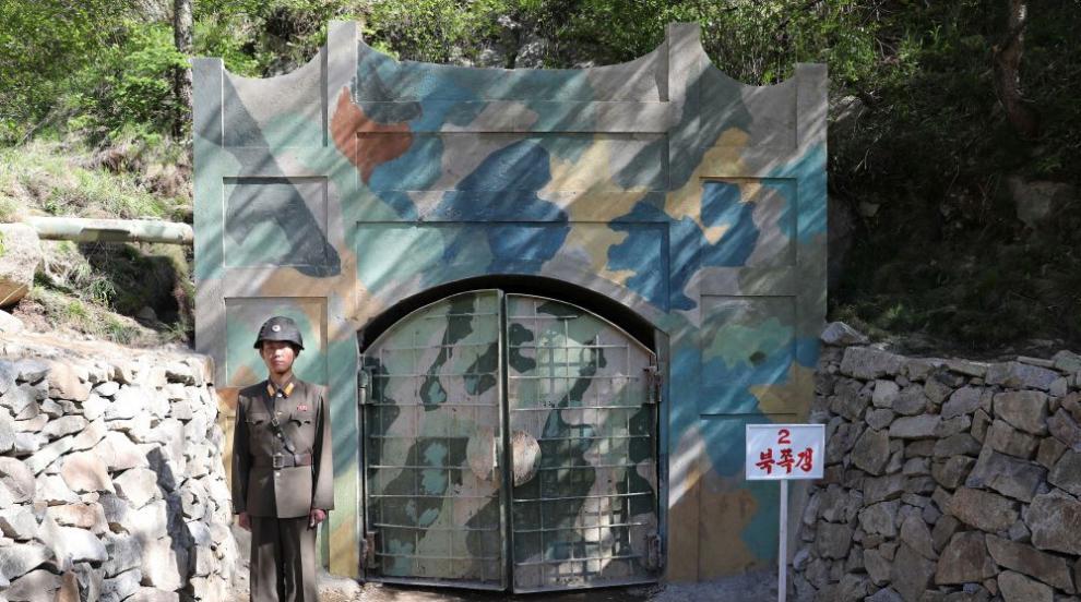 Нова активност е била засечена в основния ядрен обект на Северна Корея?