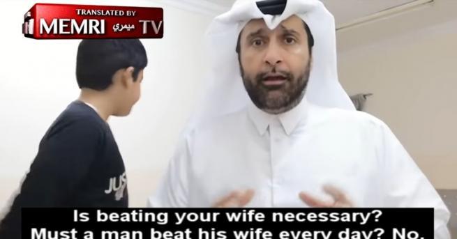 Гневна вълна се надигна след като мюсюлмански духовник от страната