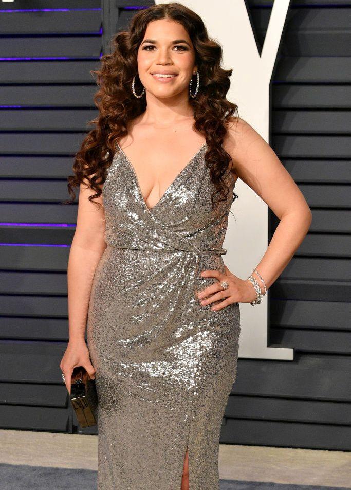 Най-голяма популярност на Америка Ферера носи ролята й на Бети Суарес в американската теленовела