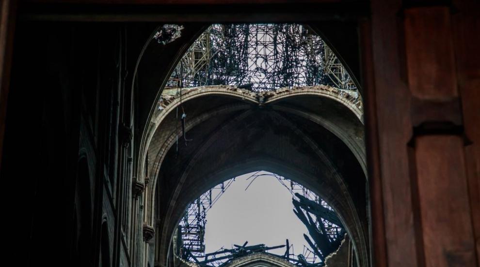 """Живко Седларски: Катедралата """"Нотр Дам"""" ще бъде възстановена в..."""