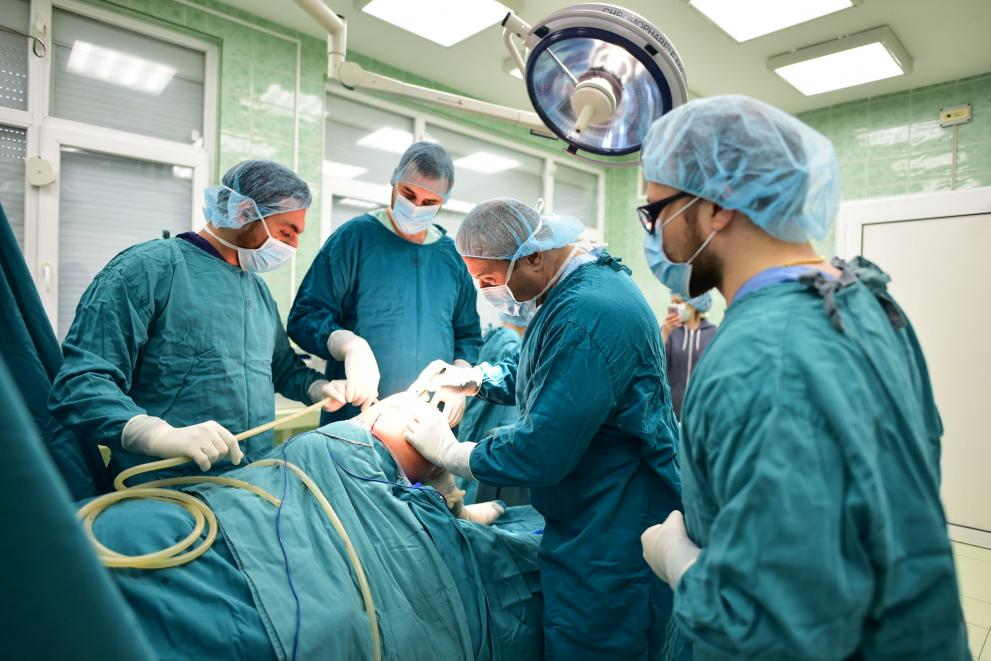 Nov Metod Na Protezirane Spasyava Pacienti Vv Varnenskata Bolnica