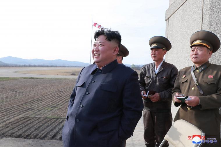 северна корея ким чен ун