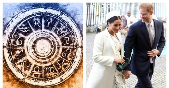 Снимка: Хороскопът на бъдещото кралско бебе: ето какво вещаят звездите за детето на Меган и Хари