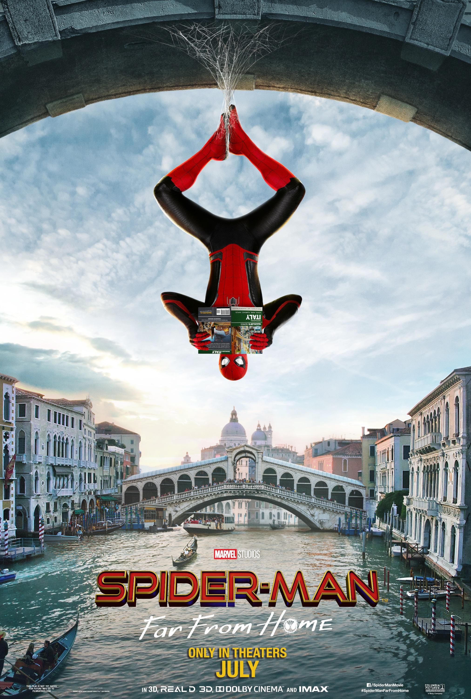 """Spider-Man: Far From Home / """"Спайдър-Мен: Далече от дома"""" – Премиерна дата: 05/07/2019; Режисьор: Джон Уатс; Участват: Том Холанд, Джейк Гиленхол, Самюел Л. Джаксън"""
