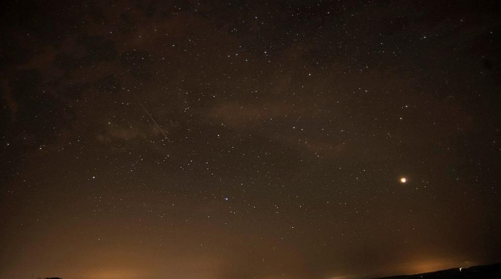 Метеор озари небето от Върмонт до Южна Каролина (ВИДЕО)