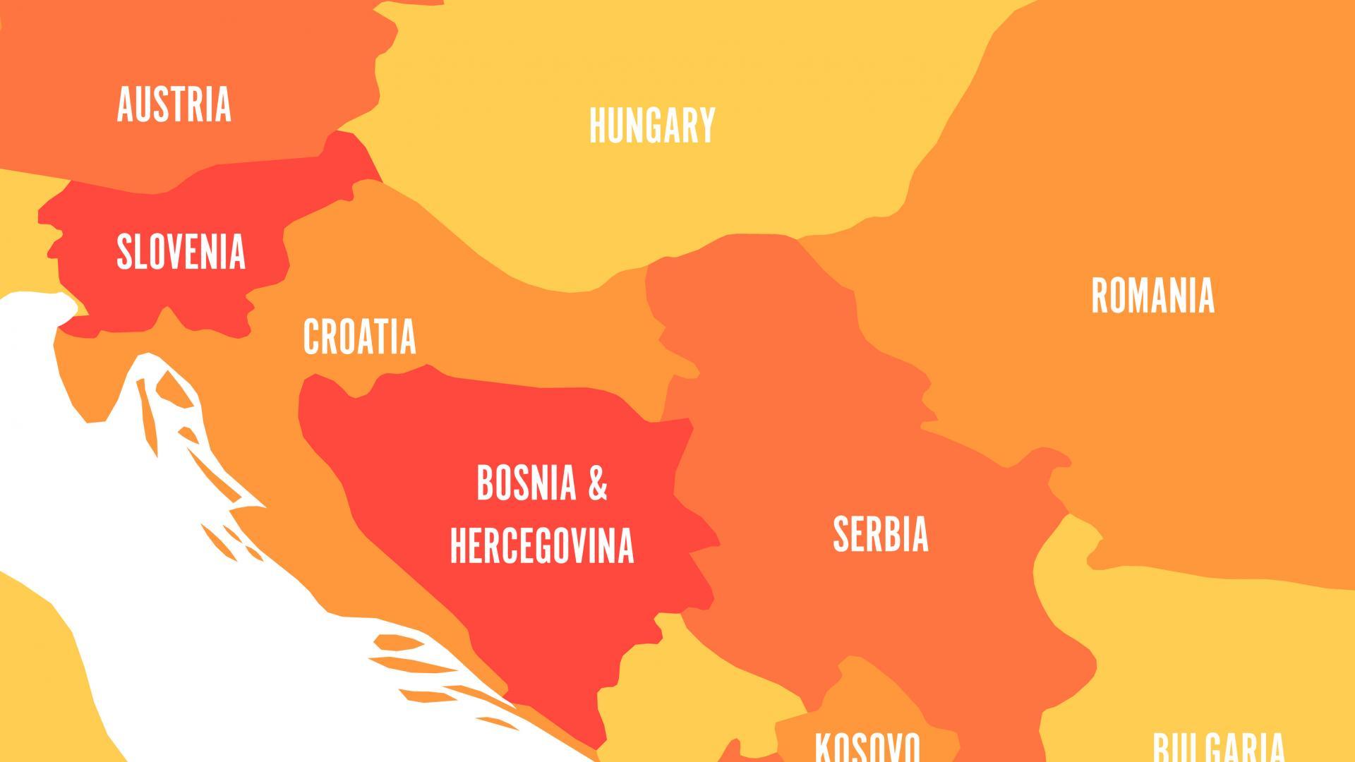 Австрия: Промяна в границите на Балканите е опасна идея