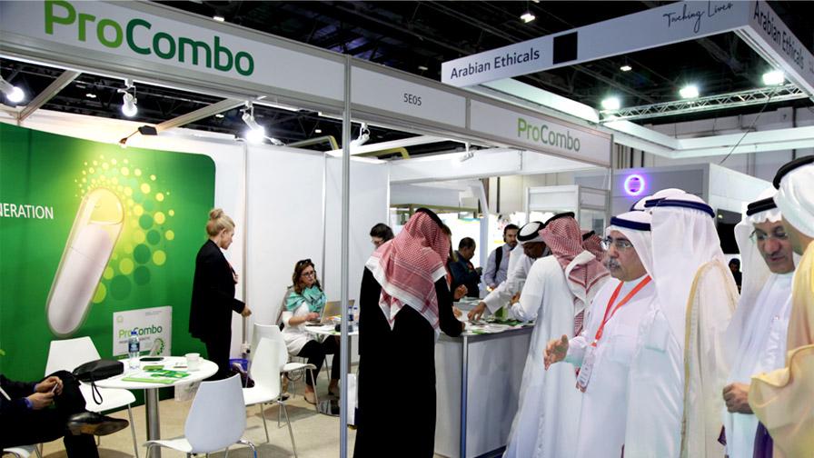 Високотехнологичният пробиотик ProCombo бе фаворит сред посетителите на международното фармацевтично изложение DUPHAT в Дубай