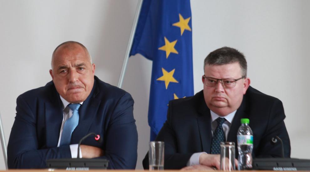 Борисов: Рекордни са задържаните количества хероин, марихуана, кокаин и...