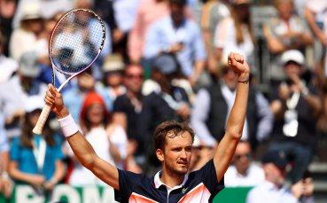 Шампионът от София шокира Джокович в Монте Карло