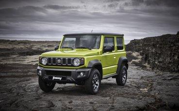 Suzuki Jimny доказа стойност и класа, влезе в стойностна класация