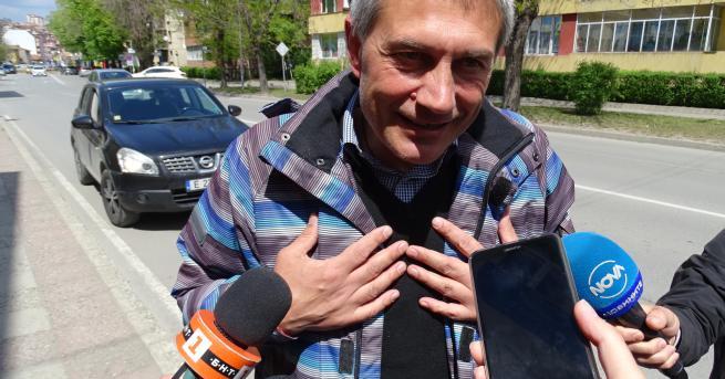Снимка: Един от осъдените за смъртта на Чората се предаде в полицията в Благоевград