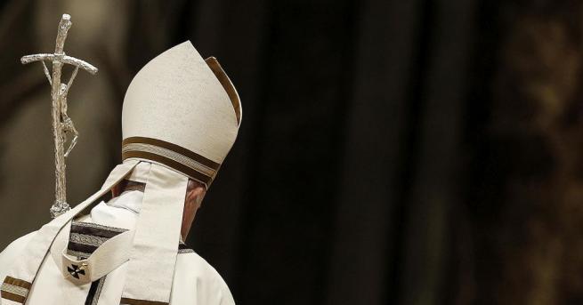 Снимка: Католиците празнуват Великден