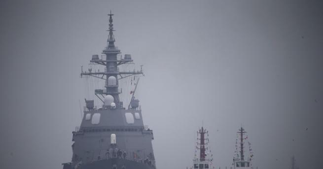 Снимка: Британски разузнавателен кораб влезе в Черно море