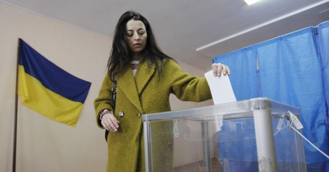 Снимка: Кой ще е следващият президент на Украйна?