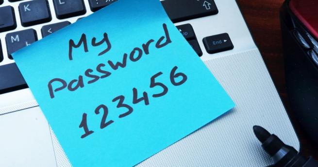 Снимка: Киберсигурност 0: Милиони използват 123456 като парола в интернет