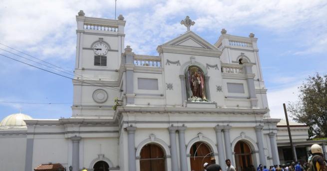 Снимка: Разузнаването предупредило преди дни за очаквани атаки в Шри Ланка