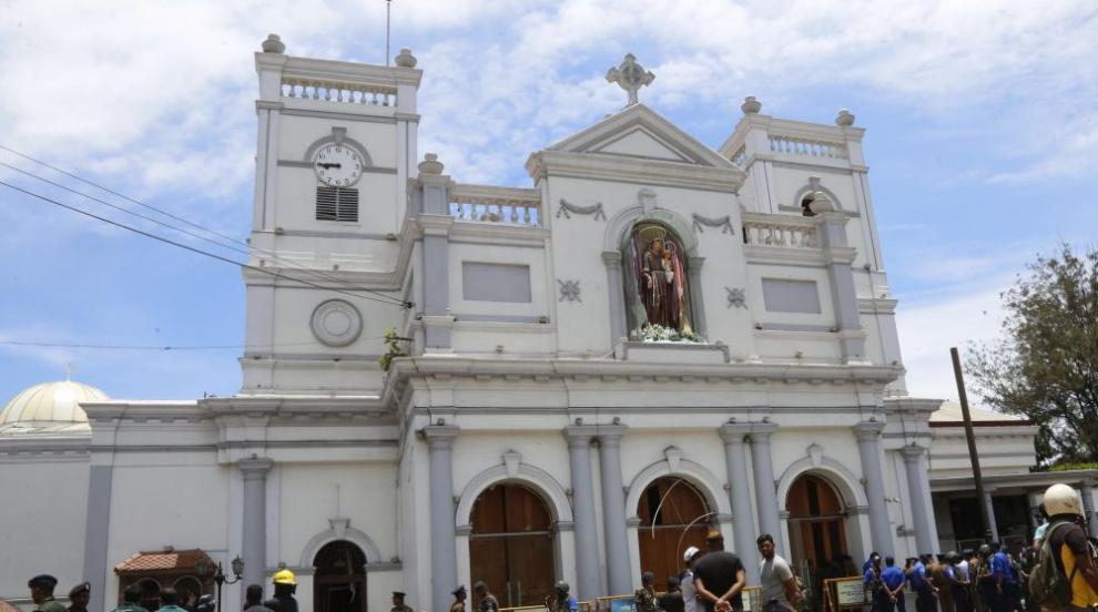 Разузнаването предупредило преди дни за очаквани атаки в Шри Ланка