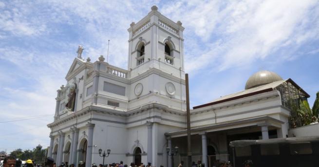 Снимка: Арести в Шри Ланка след кървавите атентати