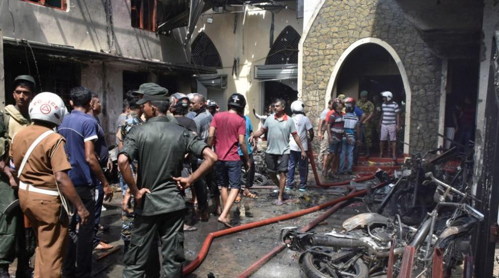 Нови експлозии в Шри Ланка, расте броят на жертвите на атаките