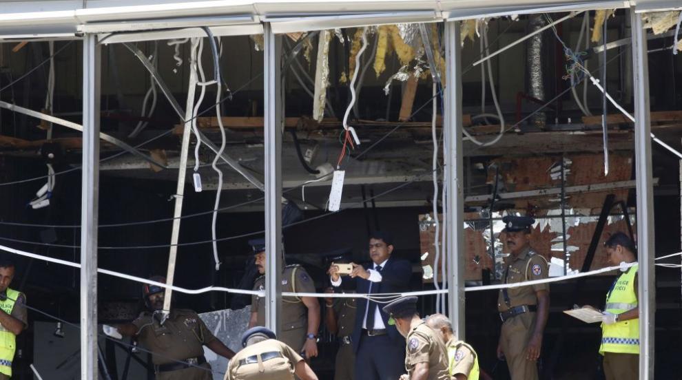 Нов взрив в столицата на Шри Ланка