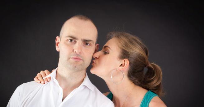 Снимка: Плешивите мъже се оценяват като по-добри любовници