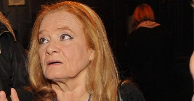 Снимка: Почина голямата българска актриса Виолета Гиндева