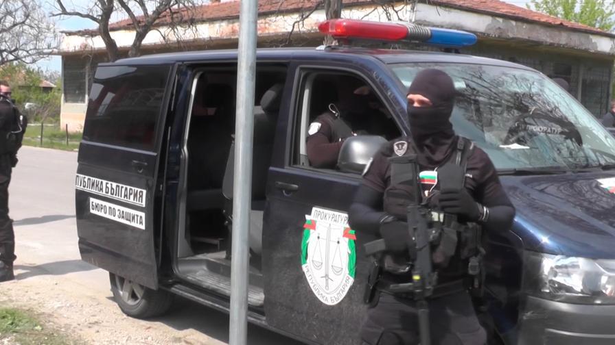 """Организирана престъпна група, занимавала се с трансфериране на хора с цел просия, е неутрализирана при съвместни действия на служители от ГДБОП, ОДМВР- Видин, Дирекция """"Жандармерия""""."""