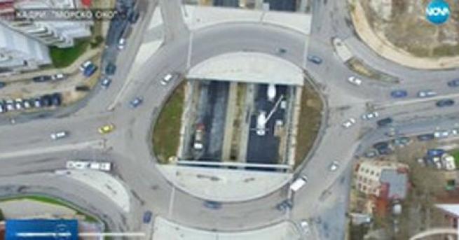 Елипсовидно кръстовище във Варна е нов абсурден проект за милиони,