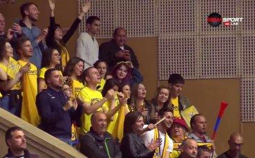 Атанас Петров: Липсваше ни увереност, че можем да победим