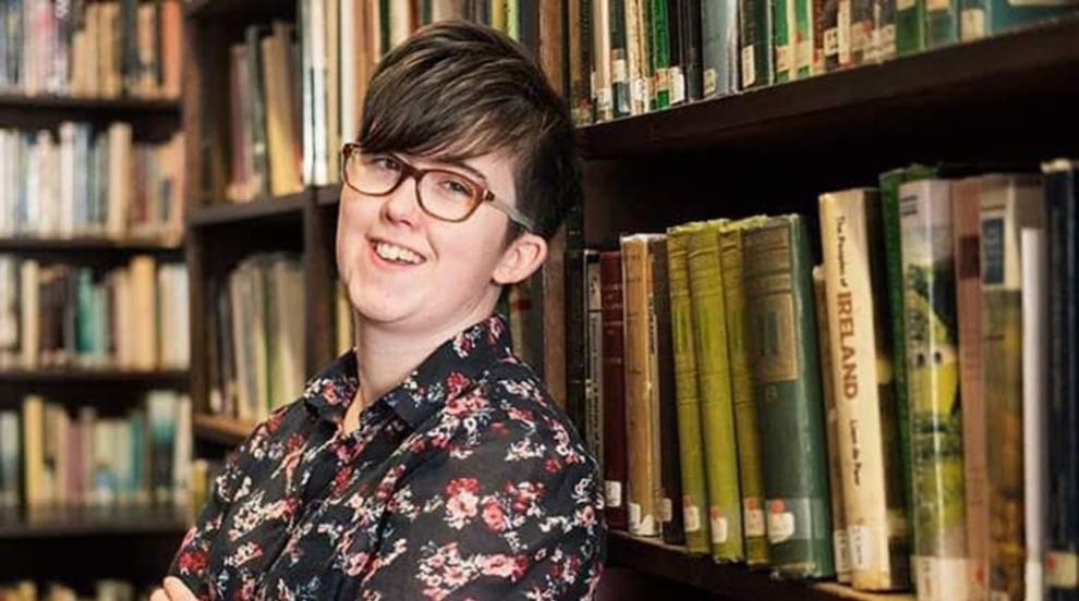 """Групировката """"Нова ИРА"""" пое отговорност за убийството на журналистката..."""