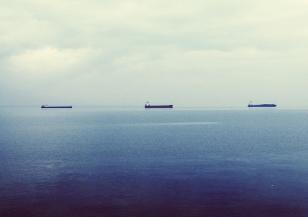 Петролен разлив край Рио де Жанейро