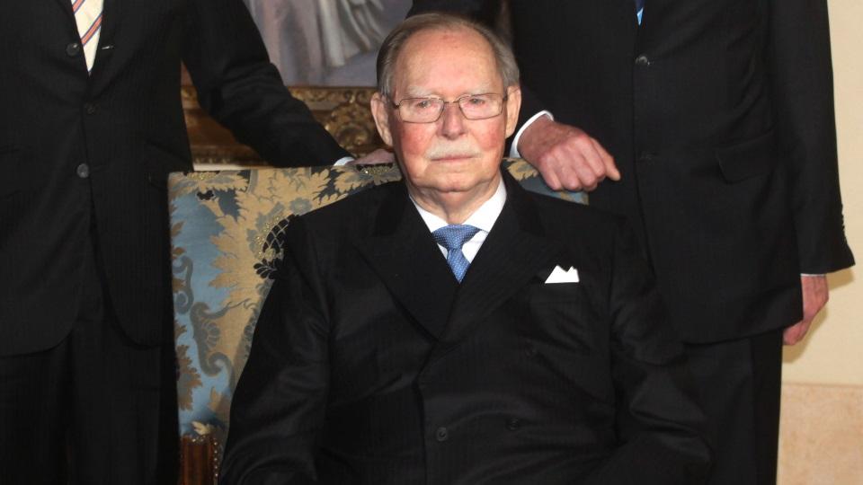 Почина великият херцог на Люксембург Жан