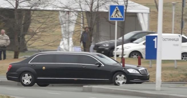 Снимка: Сестрата на Ким Чен-ун пристигна във Владивосток за срещата Путин-Ким