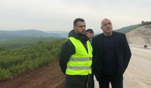"""Борисов: Чували сме всякакви глупости за """"Хемус"""""""