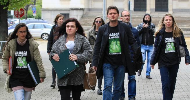 Снимка: Повече от 5500 подписа внесоха в ЦИК поддръжниците на Иванчева