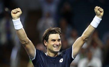Ферер започна с победа над Зверев в предпоследния турнир в кариерата си