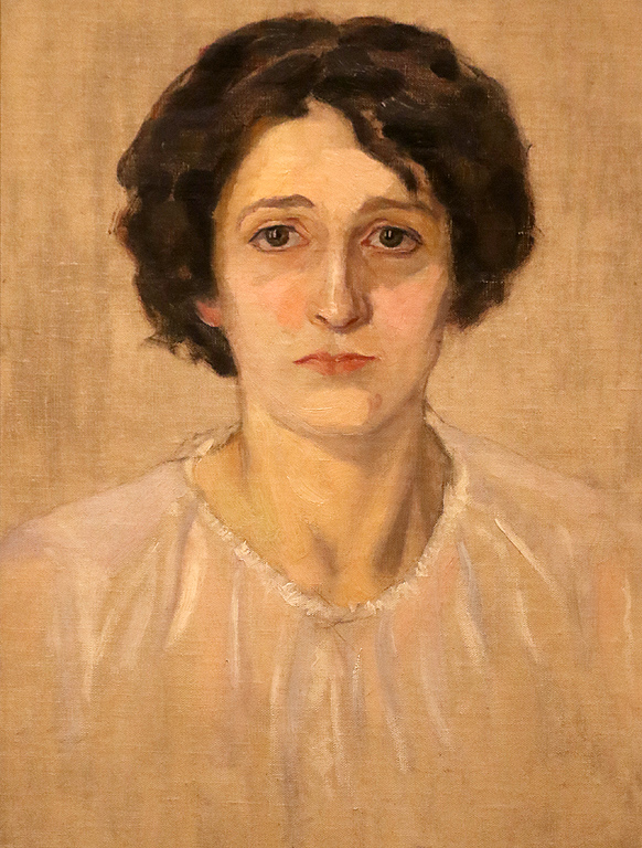Иван Карагьозов Дамски портрет