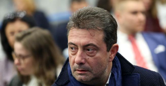СЕМ прие оставката на Константин Каменаров като генерален директор на