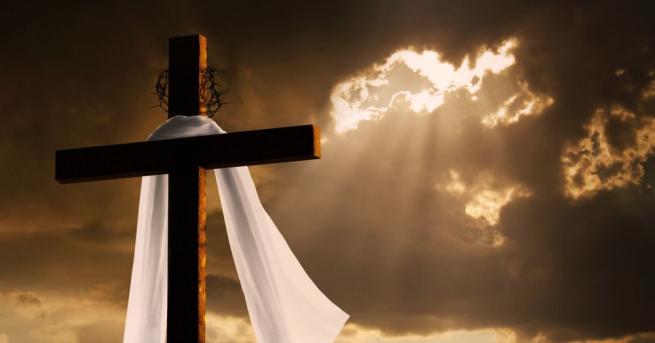 Днес православната църква отбелязвакръстната смърт наИсус Христос. Разпети петък е