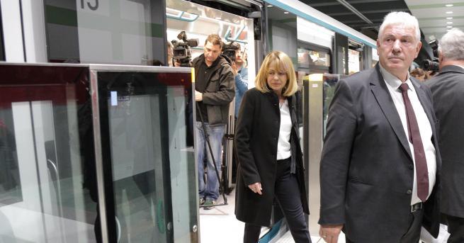 До края на година тръгва метрото от