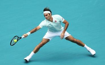 Федерер: Не знам дали титлата от Ролан Гарос е по силите ми